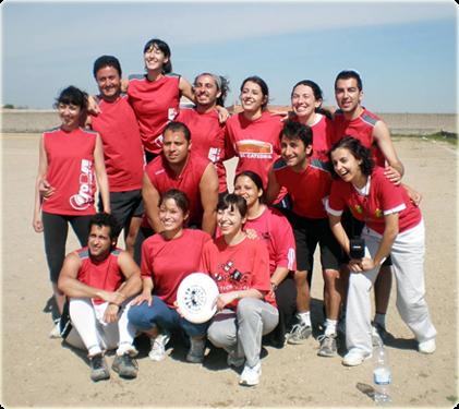 Primer equipo Quimera