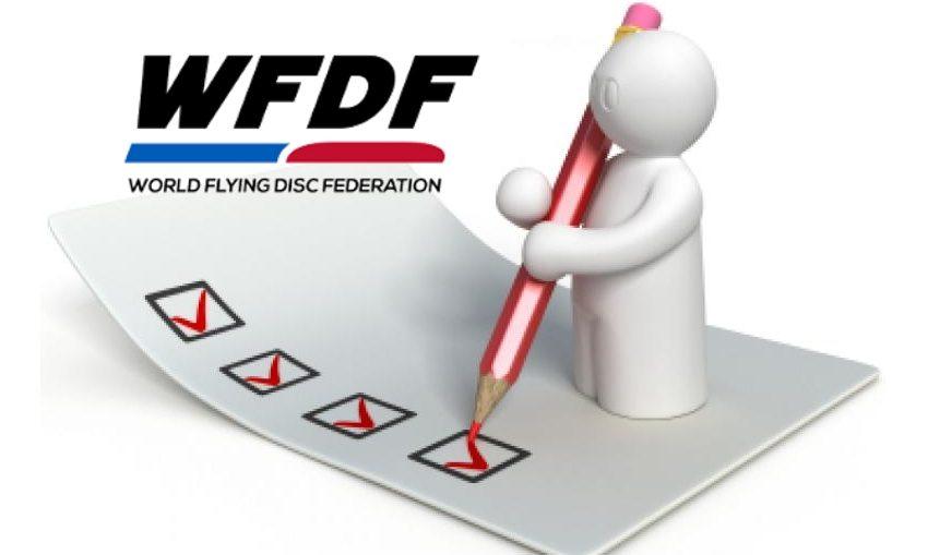 Encuesta WFDF